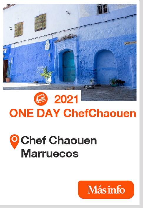 2021 one day 1 dia cartel taller fotografia viaje fotografico chaouen