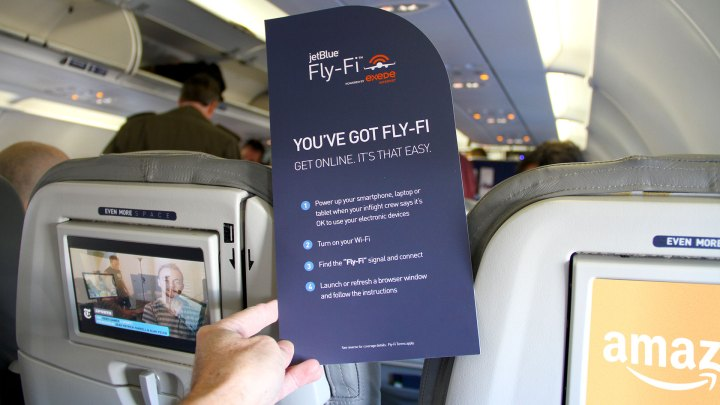 JetBlue y Amazon se unen para ofrecer WiFi y entretenimiento gratuito