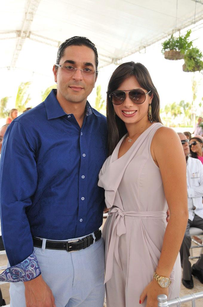 Jorge Subero y Alejandra Subero