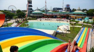 Aquafan, part of the Parque de la Costa complex