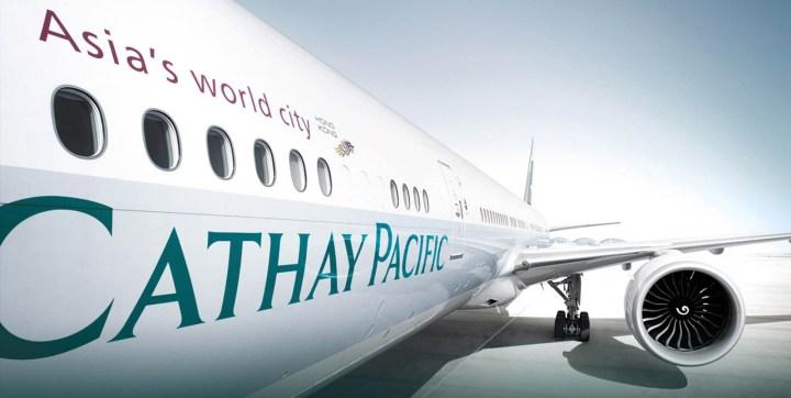 Cathay Pacific (Hong Kong)