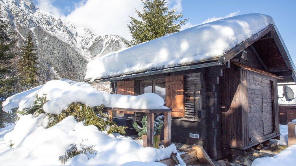 Propiedad en los Alpes Franceses, disponible en Airbnb