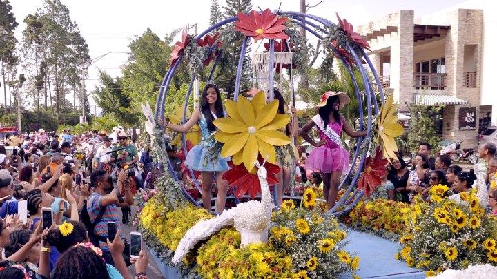 Festival de las Flores, Jarabacoa