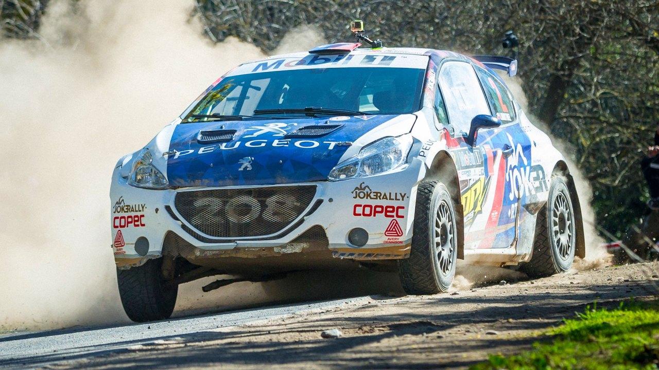 El campeonato mundial Rally Mobil 2019 se celebrará este mayo en el Biobío, Chile