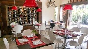 Interior de la sucursal Carne & Co. de Piantini, Santo Domingo (Foto: Carne & Co.)