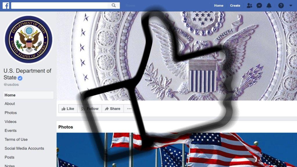 El gobierno de los Estados Unidos de América revisará las redes sociales de sus turistas