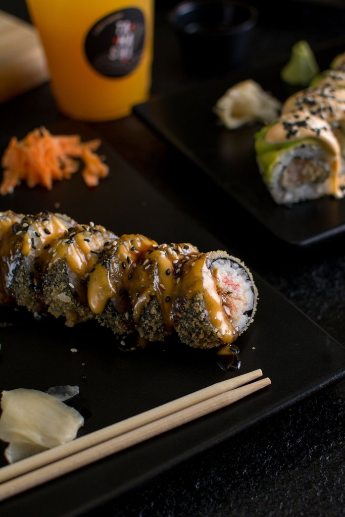 Kazan Tempura Roll, Tamashi Sushi & More, Santo Domingo