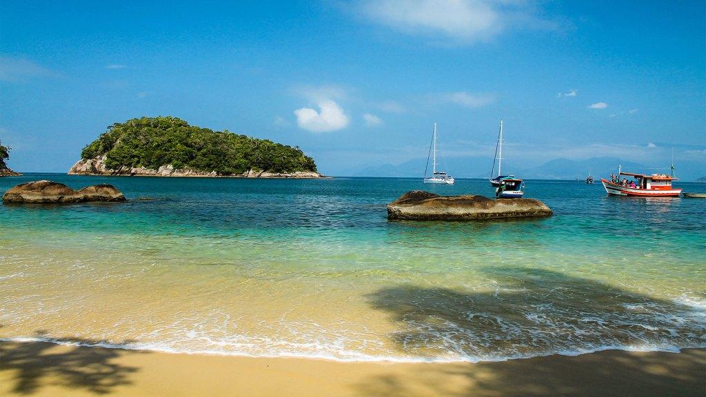 Ubatuba, Brasil, número 15 en el listado Top 20 2020 de Airbnb (Foto: Airbnb)