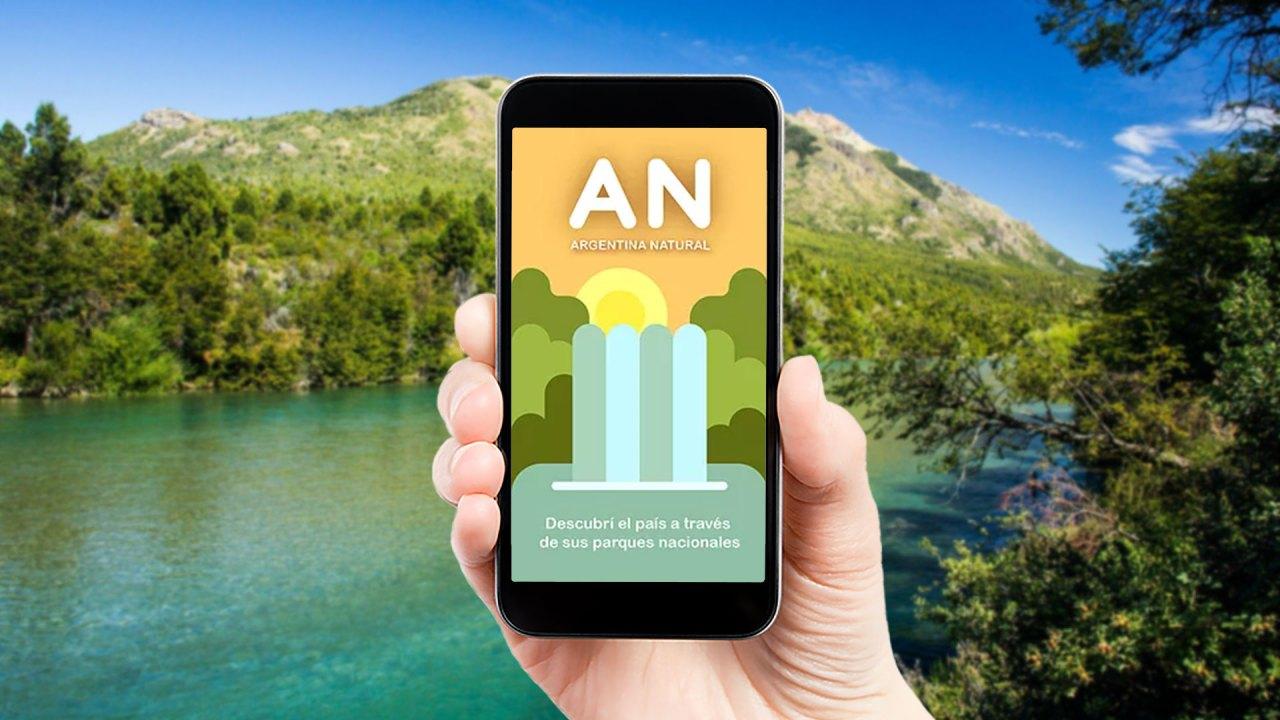 El app Argentina Natural permite a los usuarios obtener información de interés sobre los Parques Nacionales argentinos (Foto: Administración de Parques Nacionales)