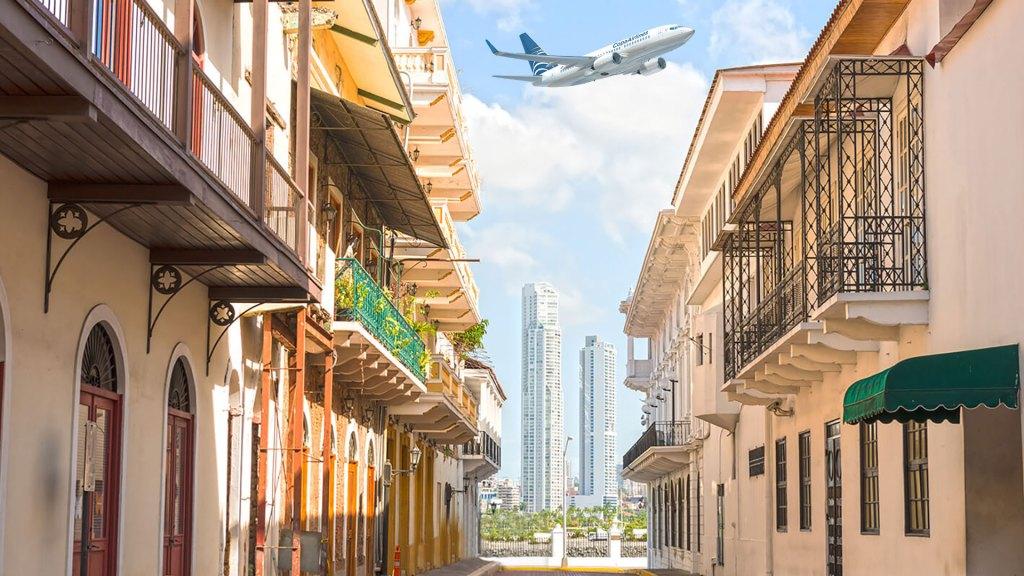 Copa Airlines, PROMTUR y la ATP lanzan el Panamá Stopover, programa que permite a los viajeros incluir una parada extendida en Panamá en su itinerario de viaje hacia otros destinos, sin costo adicional aéreo