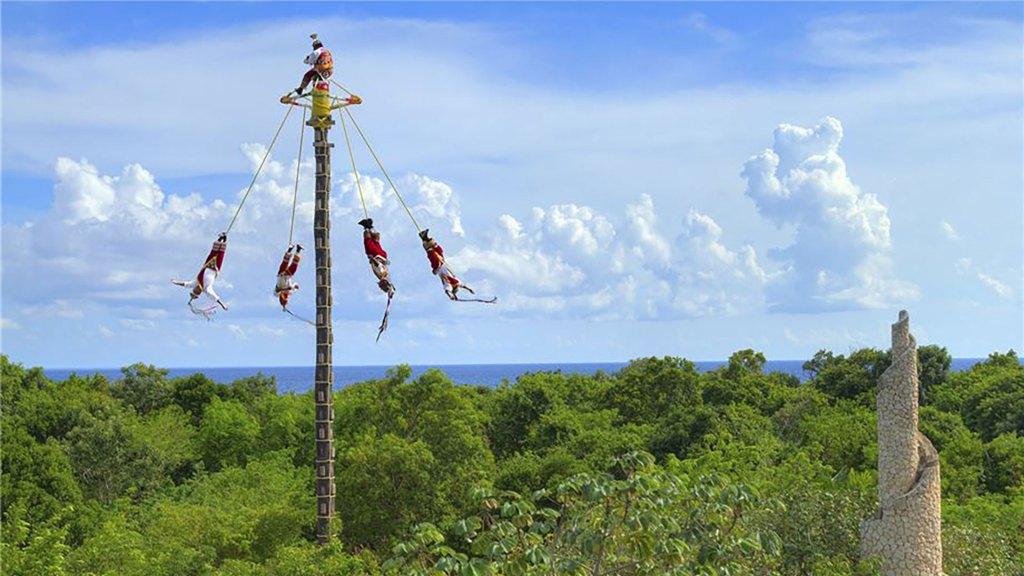 Voladores de Papantla   Papantla Flying Men