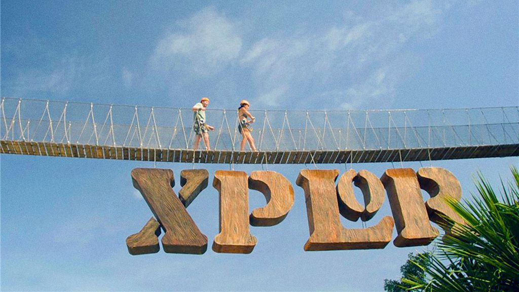 Xplor by Xcaret (Foto/Source: Grupo Xcaret)