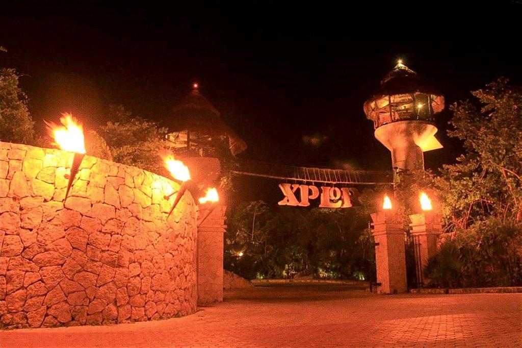 Xplor Fuego (Foto/Source: Grupo Xcaret)