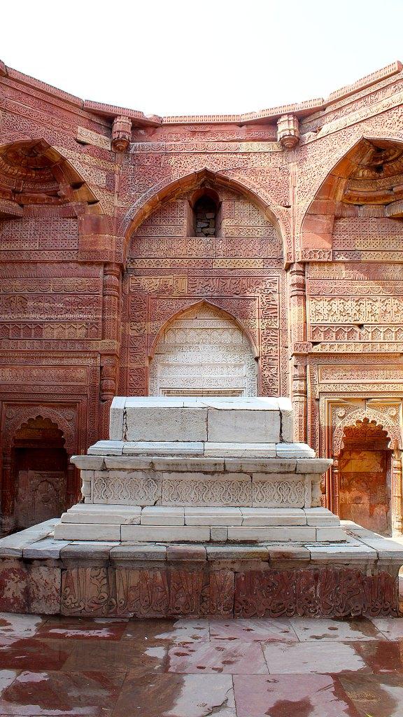 Tumba de Iltutmish   Iltutmish Tomb