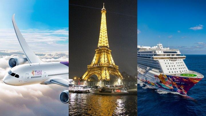 Giras de viaje sin destino | Trips to Nowhere