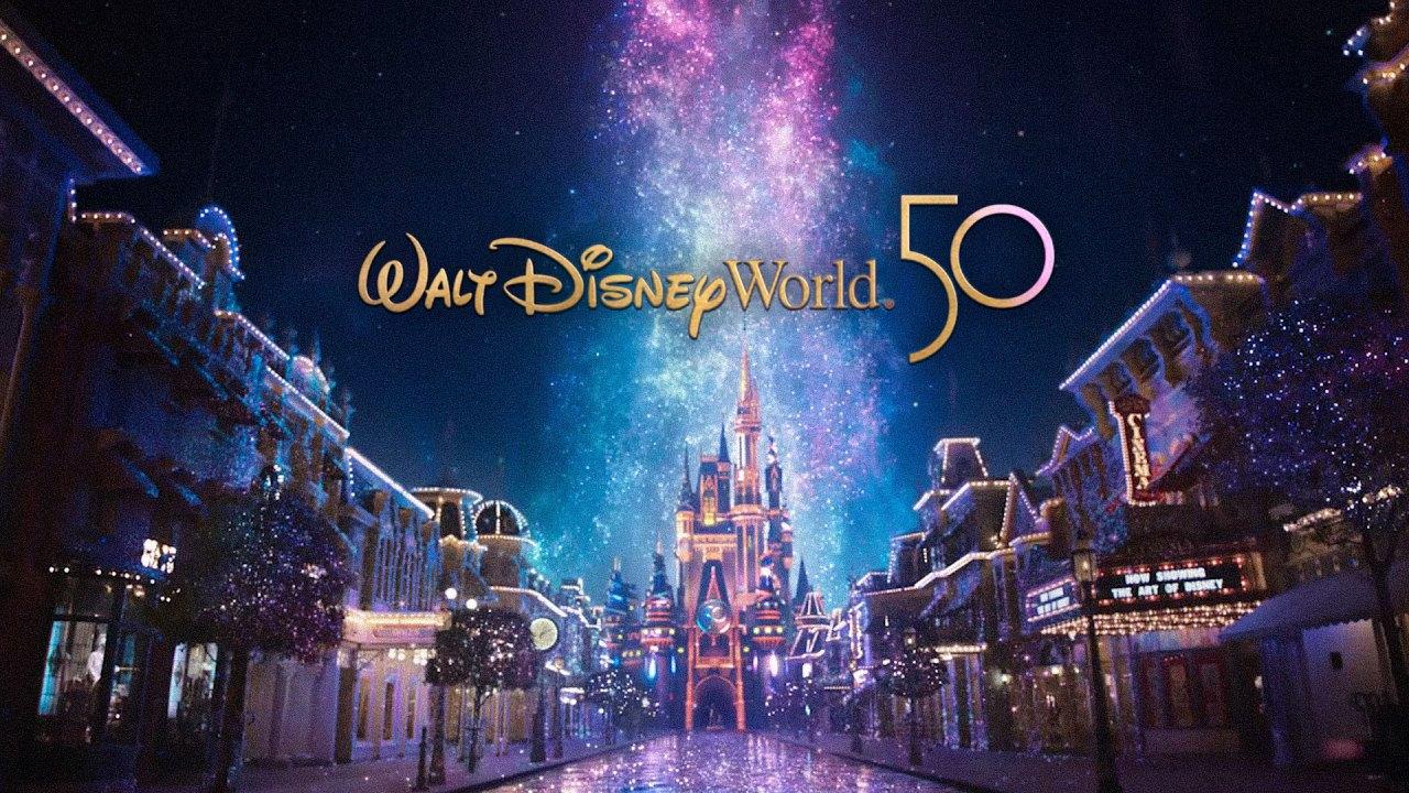 Walt Disney World 50 Aniversario | Walt Disney World 50th Anniversary