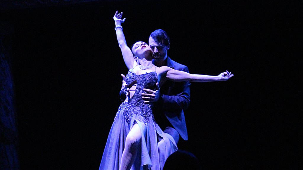 Más baile desde Tango Carlos Gardel