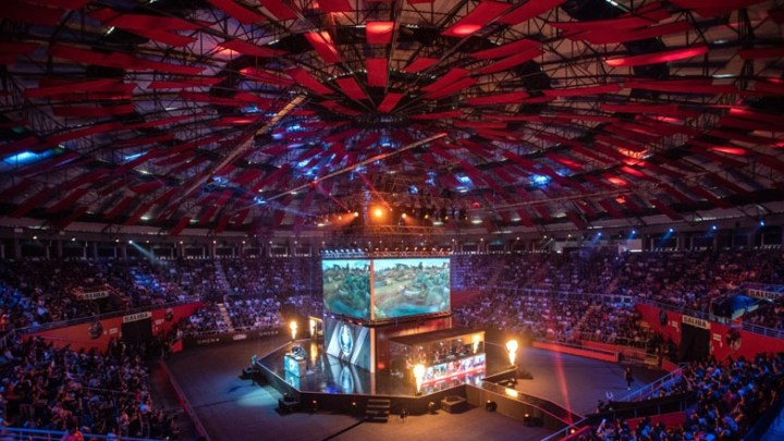 Chile será sede de la final de League of Legends en el Movistar Arena de Santiago de Chile