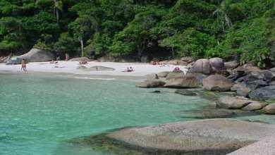 Praia Secreta um Pedacinho do Paraíso em Angra dos Reis, RJ