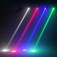 LED Rapid Moving Head Spot Light DJ Disco Lighting DMX ...