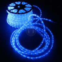 Mega Long & Bright 157Ft LED Rope Light Home Outdoor ...