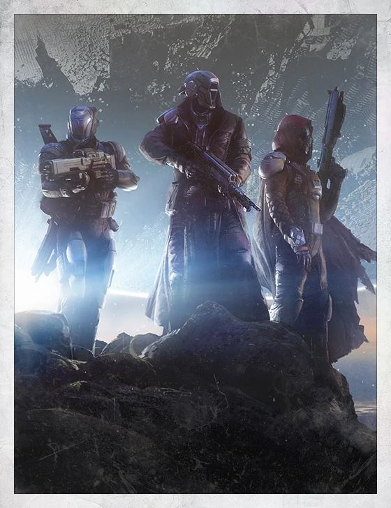 Destiny 2 Hd Wallpaper Guardians Card Destiny 2 Wiki
