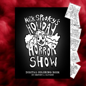 Mick Spooky's Holiday Horror Show #1