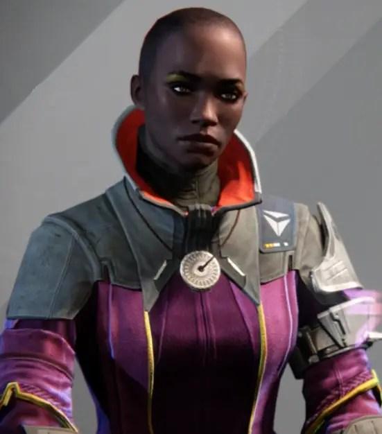 Character Bio – Ikora Rey