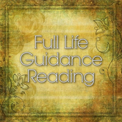life guidance, full palm reading