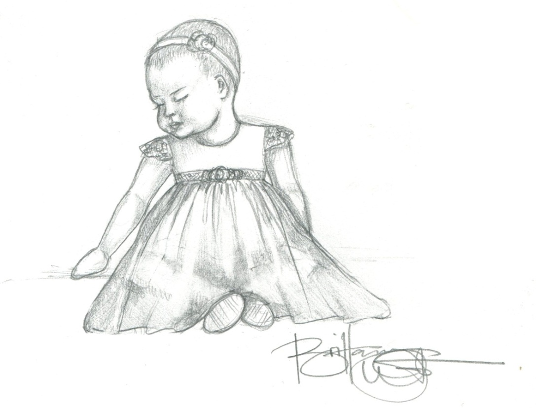 how to draw a baby girl easy - Monza berglauf-verband com