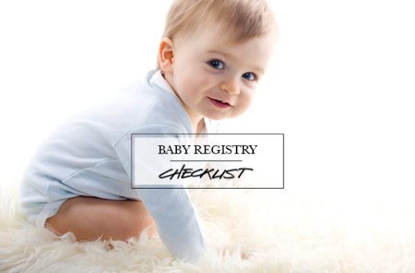 baby registry checklist | Destination Maternity Blog