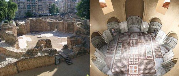 Έτσι ήταν το κέντρο της Θεσσαλονίκης κατά την αρχαιότητα. (φωτο κόσμημα!)