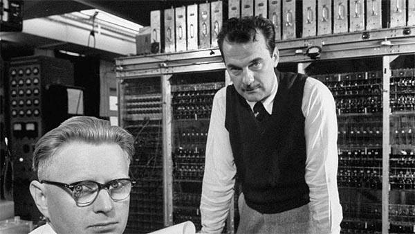 O φυσικομαθηματικός Νικόλας Μητρόπουλος, o δημιουργός των πρώτων μεγάλων ηλεκτρονικών υπολογιστών