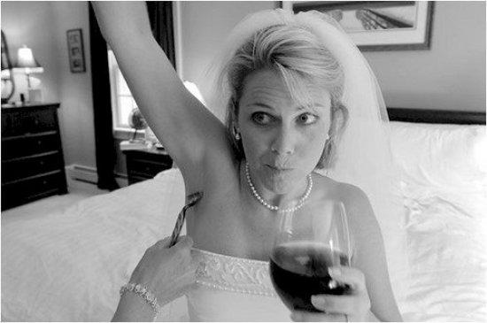 16. épilation verre de vin