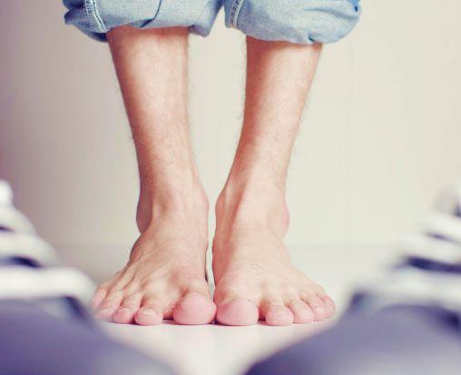at home athletes foot remedy
