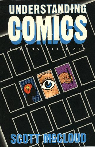older cover of understanding comics by scott snyder