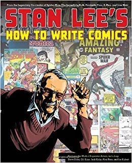 stan lee's how to write comics book cover