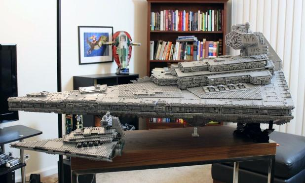 LEGO® Star Wars™ Imperial Star Destroyer Tyrant