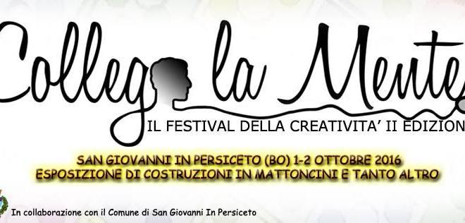 Collego la Mente 2016 - Il Festival della Creatività