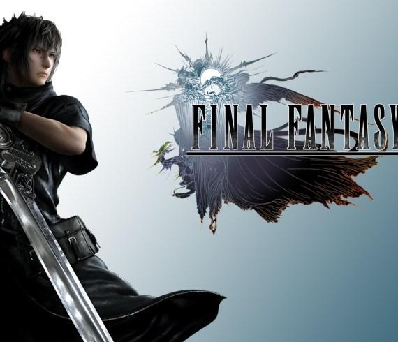 Final Fantasy XV front