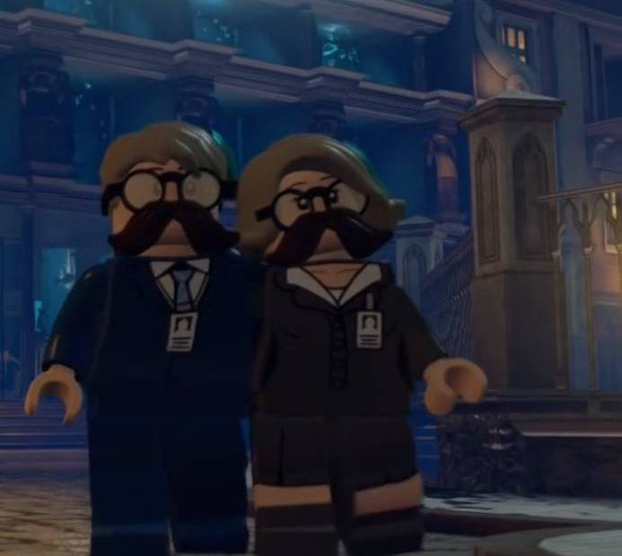 LEGO Dimensions Rumors
