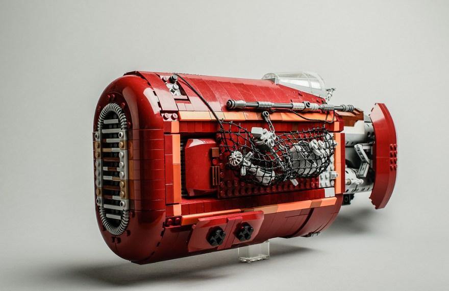 LEGO Ideas: Un altro fantastico progetto che raggiunge i 10000 voti