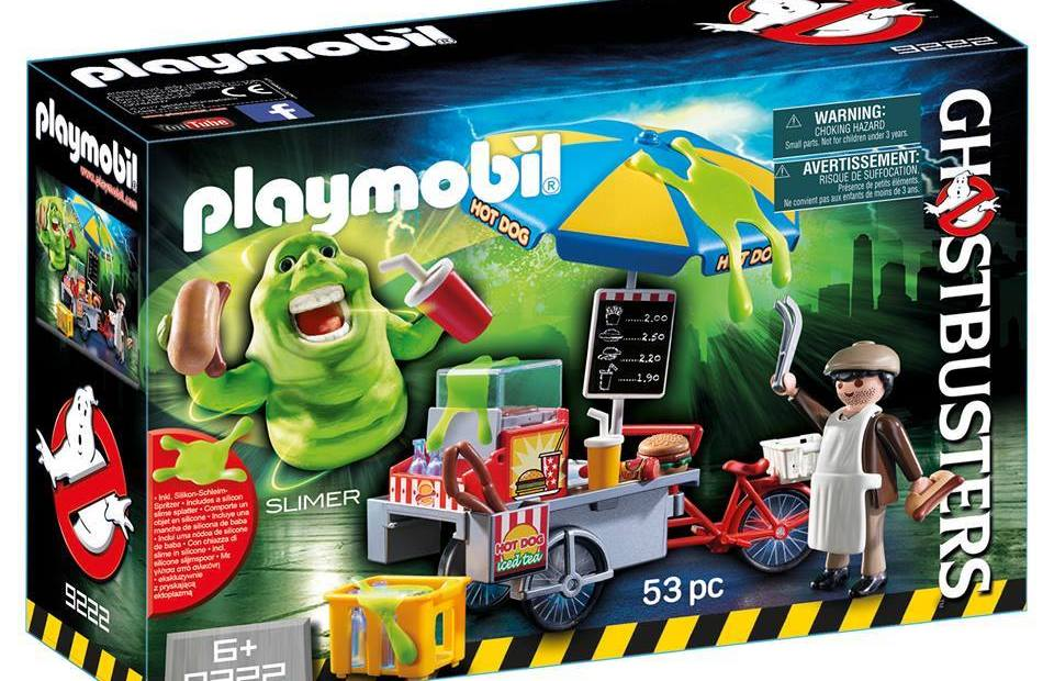 Playmobil Ghostbusters – Immagini Ufficiali dei set