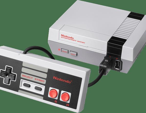 Nintendo Classic Mini: Nintendo Entertainment System - Una versione in miniatura del NES