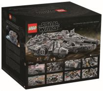 LEGO 75192 Millennium Falcon UCS first look