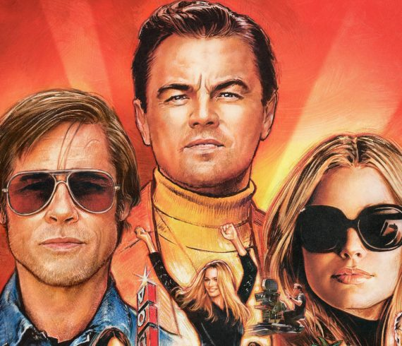 Copertina recensione Once upon a time... in Hollywood