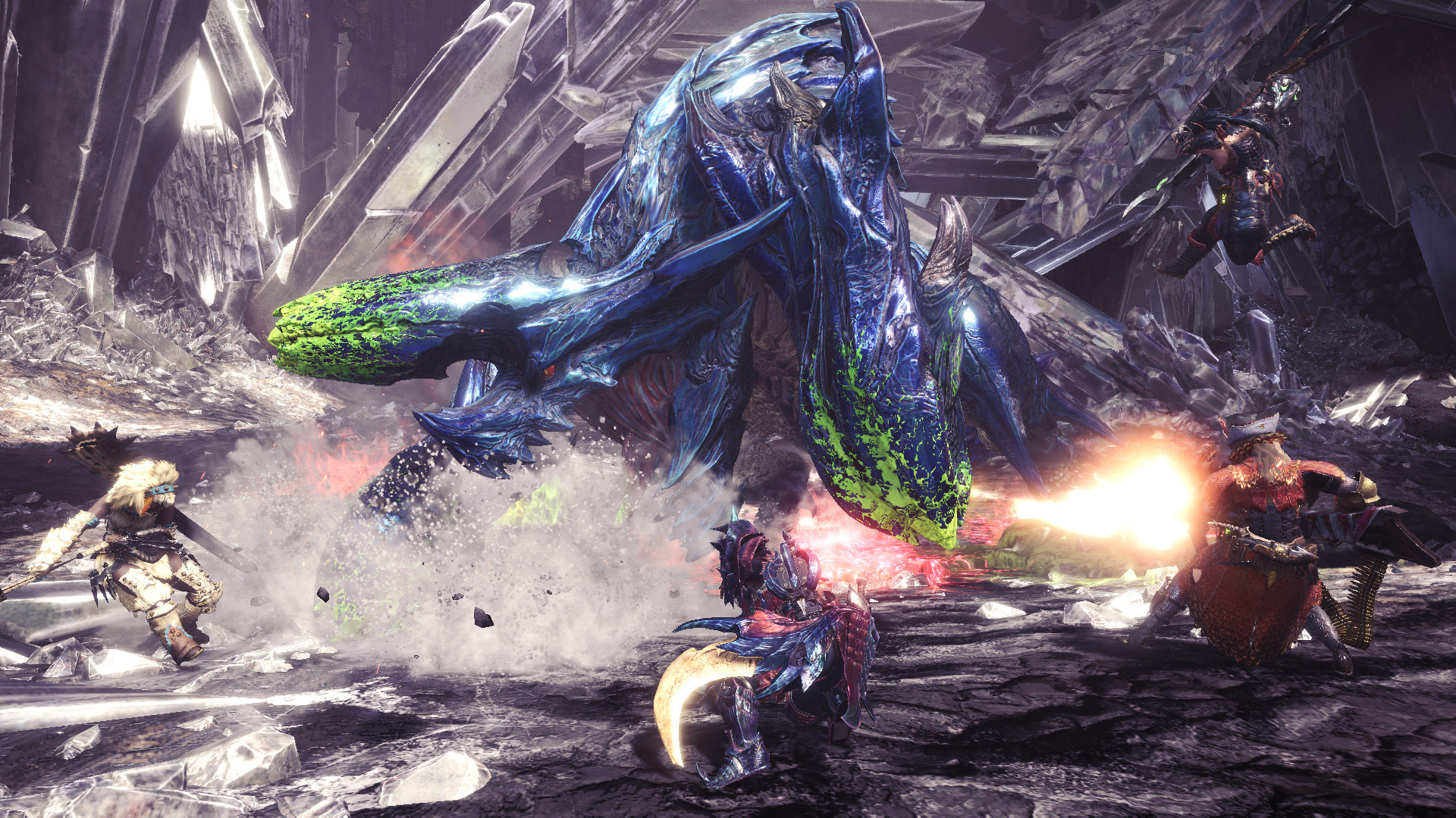 What to expect from Monster Hunter World: Iceborne on PC