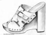 Sandales sabots Belle by Sigerson Morison