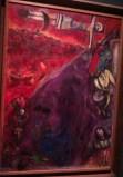 Chagall-La résurrection au bord du fleuve 1947
