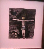 Chagall-Lithographie